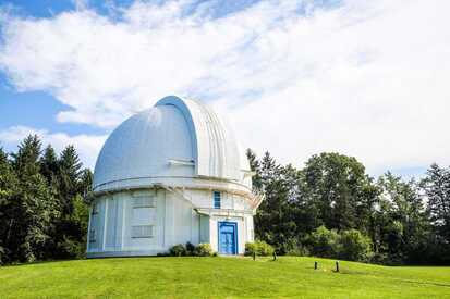 David Dunlap Observatory @ Richmond Hill
