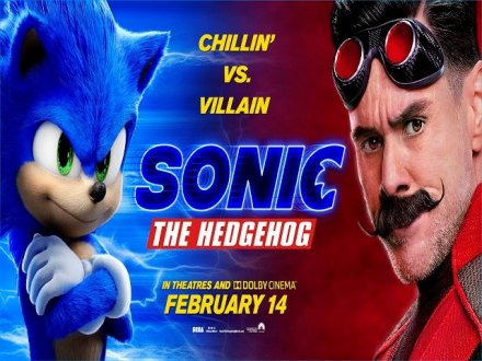Movie 請你看好戲《SONIC THE HEDGEHOG》