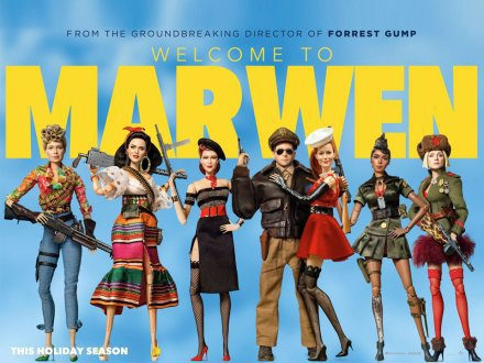 Movie 請你看優先場《WELCOME TO MARWEN》